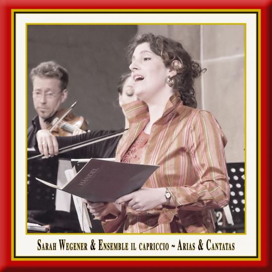 CD: Sarah Wegener und Il Capriccio