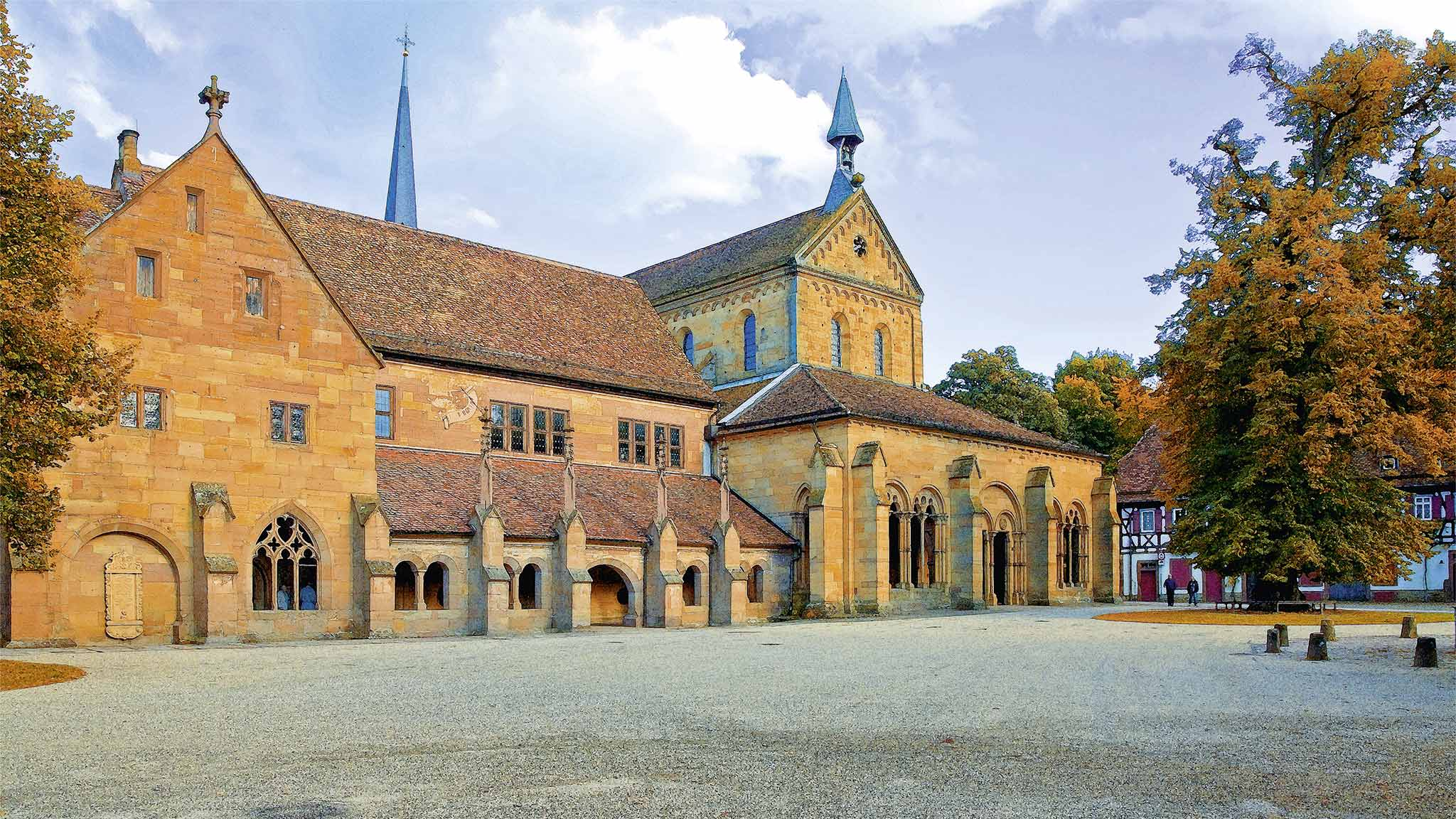 Maulbronn Monastery Edition - A Series by Josef-Stefan Kindler and Andreas Otto Grimminger, K&K Verlagsanstalt, Germany