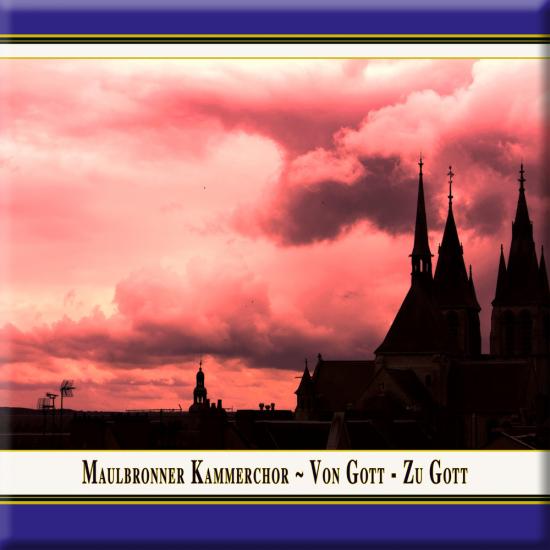 Frontcover: Von Gott ~ Zu Gott