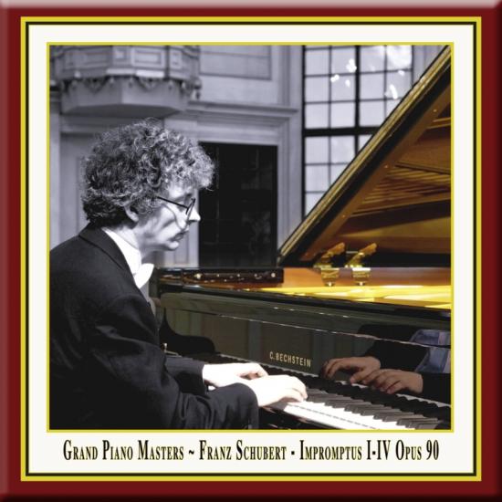 Cover: SCHUBERT: Impromptus Opus 90