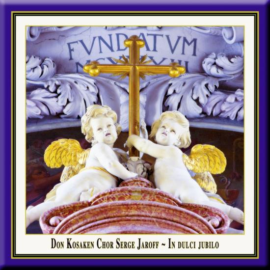 Cover: Don Kosaken Chor Serge Jaroff - In dulci jubilo