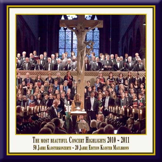 Cover: Konzert-Höhepunkte aus dem Kloster Maulbronn 2010-2011