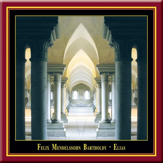Album Cover: Mendelssohn: Elijah