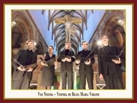 Cistercian Chants · Vespera de Beata Maria Virgine · Online Booklet