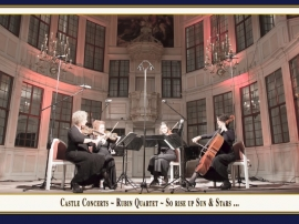 Streichquartette von Haydn, Mozart & Beethoven - Booklet