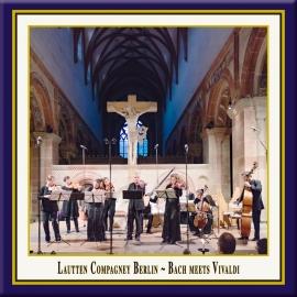 Klangraum Kloster Maulbronn: Bach meets Vivaldi