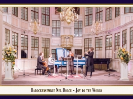 Royal Christmas: Joy to the World: Booklet