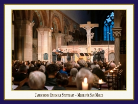 Musik für San Marco: Booklet
