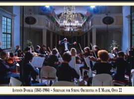 Serenade für Streicher in E-Dur, Op. 22: Booklet