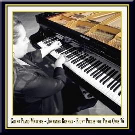 8 Pieces for Piano, Op. 76, No. 5: Capriccio in C-Sharp Major
