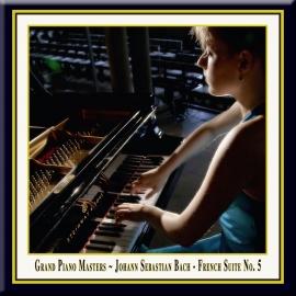 Bach: Französische Suite Nr. 5 in G-Dur, BWV 816