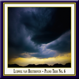 Beethoven: Piano Trio No. 6 in E-Flat Major, Op. 70, No. 2