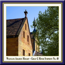 Symphony No. 40 in G Minor, K. 550: IV. Allegro assai