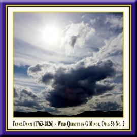 Wind Quintet in G Minor, Op. 56, No. 2: IV. Allegretto