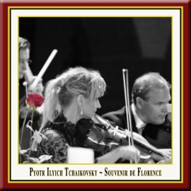 Souvenir de Florence für Streichorchester, Op. 70: II. Adagio cantabile e con moto