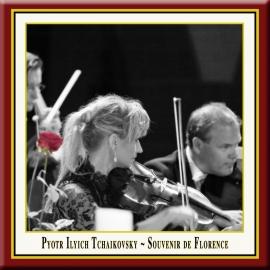 Souvenir de Florence für Streichorchester, Op. 70: III. Allegretto moderato
