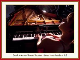 Klaviersonate Nr. 3 in F-Moll, Op. 5: Booklet
