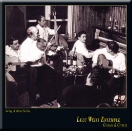 Lulu Weiss Ensemble · Guitares & Gitanes