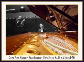 Klaviersonate Nr. 14 in A-Moll, D. 784, Op.posth.143: Booklet