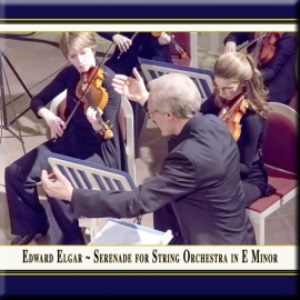 ELGAR: String Serenade in E Minor, Opus 20