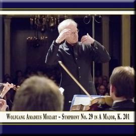Symphony No. 29 in A Major, K. 201: III. Menuetto
