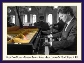 Klavierkonzert Nr. 11 in F-Dur, KV 413: Booklet