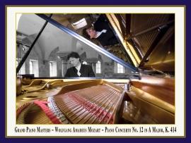 Klavierkonzert Nr. 12 in A-Dur, KV 414: Booklet