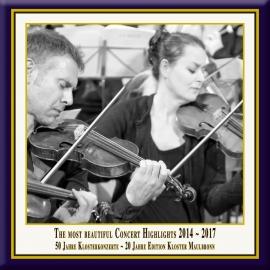 Teil 14: Konzert-Höhepunkte aus dem Kloster Maulbronn 2014-2017