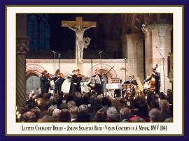 Violinkonzert in A-Moll, BWV 1041: Booklet