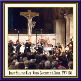 Violin Concerto in A Minor, BWV 1041: I. Allegro