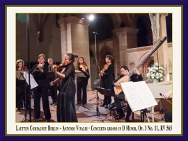 Concerto Grosso in D-Moll, Op. 3 Nr. 11, RV 565: Booklet