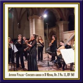 Concerto Grosso in D-Moll, Op. 3 Nr. 11, RV 565: II. Largo e spiccato
