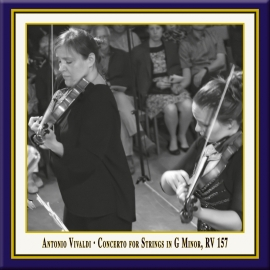 Concerto for Strings in G Minor, RV 157: III. Allegro