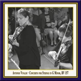 Concerto for Strings in G Minor, RV 157: I. Allegro