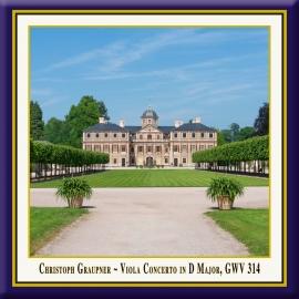 Viola Concerto in D Major, GWV 314: II. Adagio