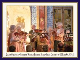 Flötenkonzert in G-Dur, Op. 4, Nr. 1: Booklet
