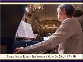 Triosonate in F-Dur, Op. 2 Nr. 4, HWV 389: Booklet