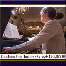 Trio Sonata in F Major, Op. 2 No. 4, HWV 389: V. Allegro