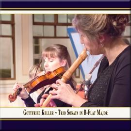 Trio Sonata in B-Flat Major: II. Allegro
