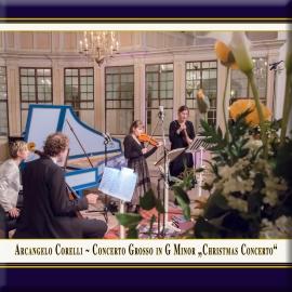 Concerto Grosso in G-Moll, Op. 6 Nr. 8: II. Allegro