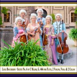 Boccherini: Sextett Nr. 6 in C-Dur