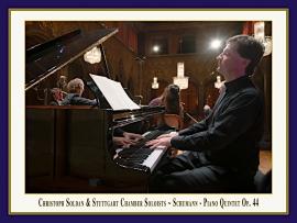 Klavier-Quintett in Es-Dur, Op. 44: Booklet