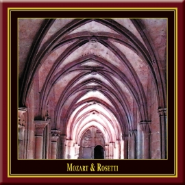 Rosetti: Sinfonie G-moll / Mozart: Violinkonzert Nr.5 & Sinfonie Nr.40