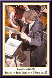 DVORAK: Streicherserenade in E-Dur Opus 22