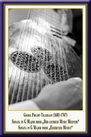 TELEMANN: Sonaten für Gambe, Cembalo & B.c.
