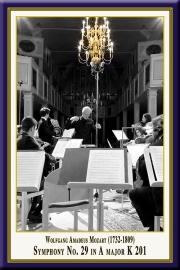 MOZART: Sinfonie Nr. 29