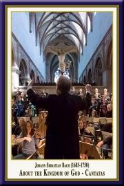 BACH: Kantaten für Solisten, Chor & Orchester