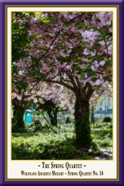 MOZART: The Spring Quartet